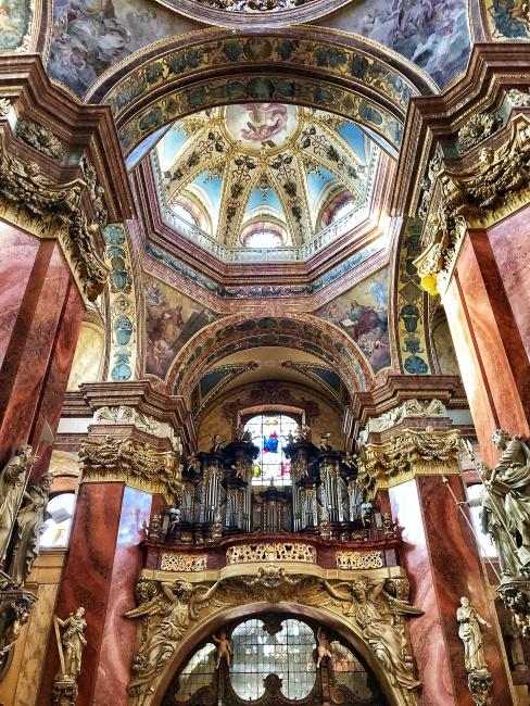 Chrám sv. Michala, Olomouc, Česká republika