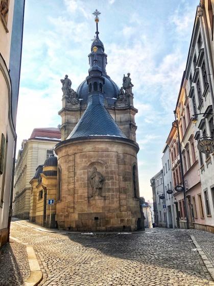 Kaplnka sv. Jána Sarkandera, Olomouc, Česká republika