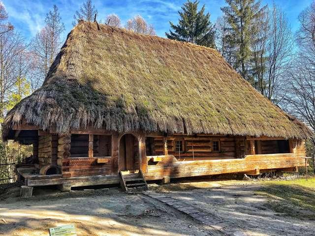 Múzeum ľudovej architektúry a vidieckeho života, Skanzen, Ľvov, Ukrajina