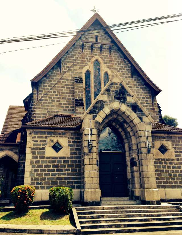 St. Michael's and All Angels, Sandakan, Borneo, Malajzia