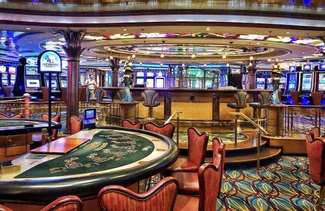 Kasíno na lodi Jewel of the Seas