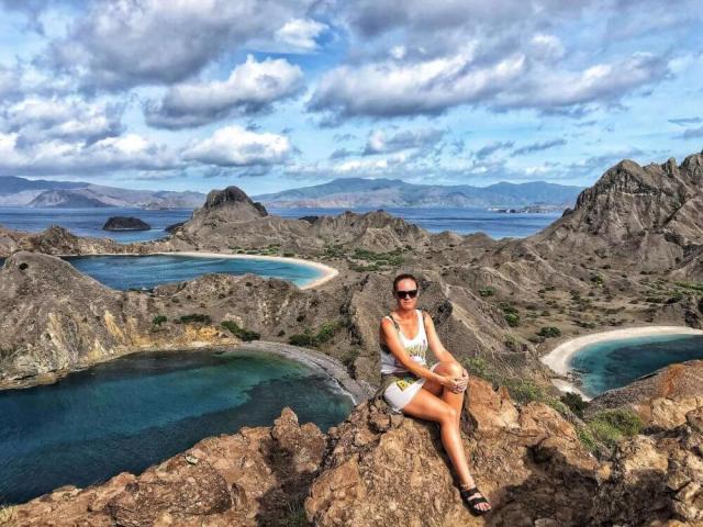 Lenka Says, LenkaSays, Travel & Lifestyle Blog, blog o cestovaní, blog o životnom štýle, cestovateľský blog, lajfstajlový blog, ostrov Padar, Komodský národný park, Indonézia