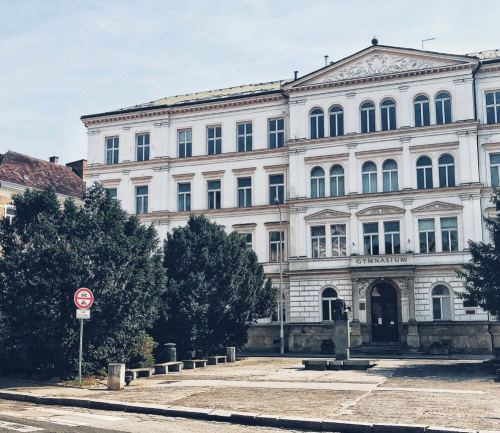 Děčín, škola
