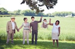 Photo de famille, Loiret