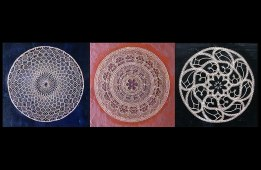 Centering Triptych