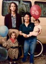 Barbara, Sarah, Len and Liz