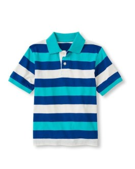 Polo Neck Short Sleeve Wholesale Blank Without Print Boy Baby 100% Cotton Kids T Shirt
