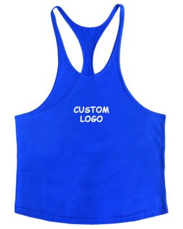 Custom Muscle Stringer Tank Top Bodybuilding Fitness Tank Top For Men Collection