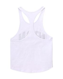 Custom Logo Printing Gym Mens Fitness Stringer Tank Top For Men Collection