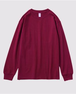 Custom Printing Good Quality Womens Long Sleeve Plain Tshirt Collection