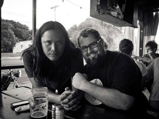 with Sean at Black Sheep Lodge - Austin TX