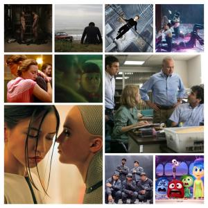 Top 10 FIlms of 2015