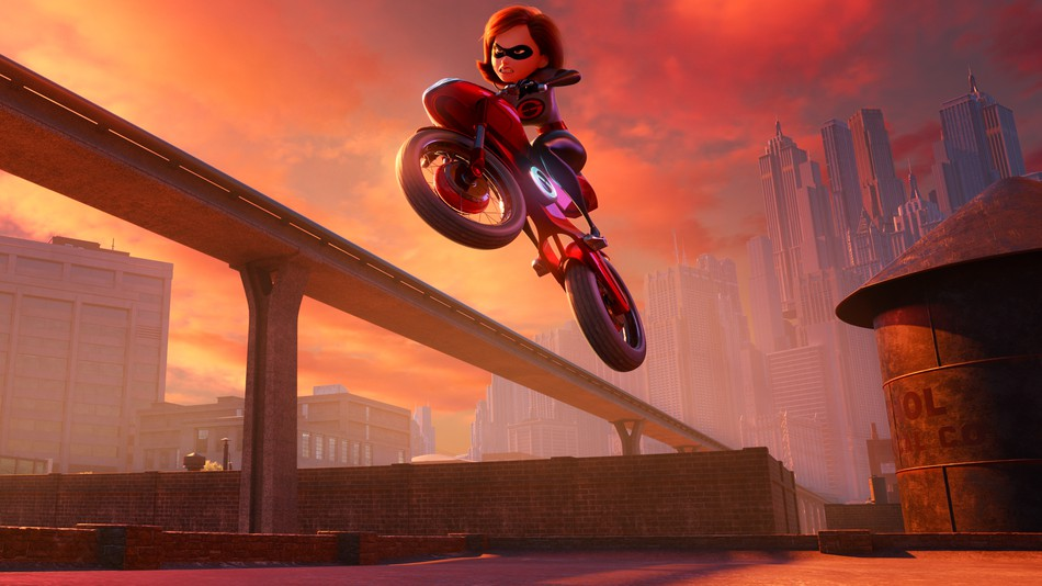 Film review incredibles 2 le noir auteur oh what sweet relief it is to know that the wait for incredibles 2 was worth it the movie that fans have been clamoring for in the midst of pixar making malvernweather Choice Image
