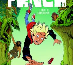 frcnk bande dessinée
