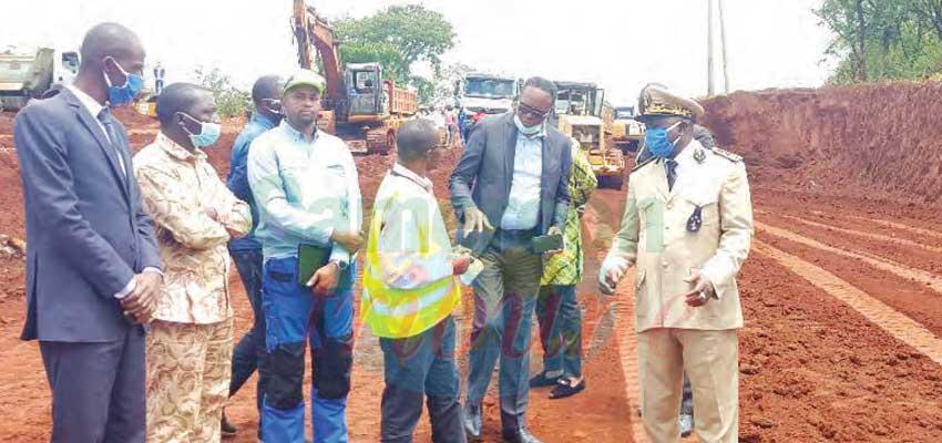 Adamaoua : l'axe Ngaoundéré-Tignère en chantier