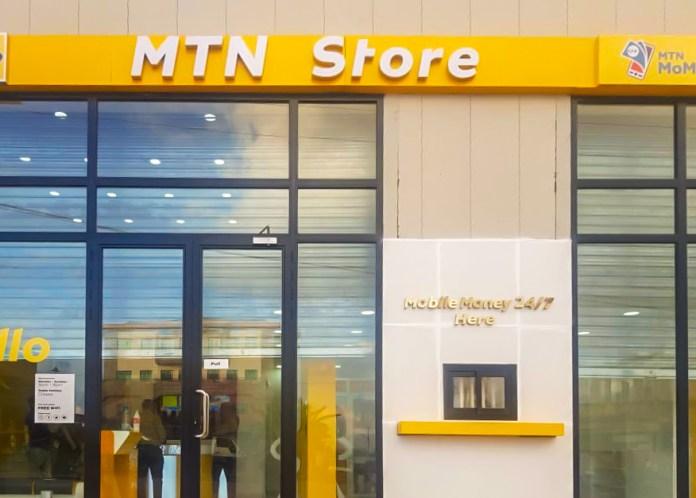 MTN Store Yaoundé-Ekié