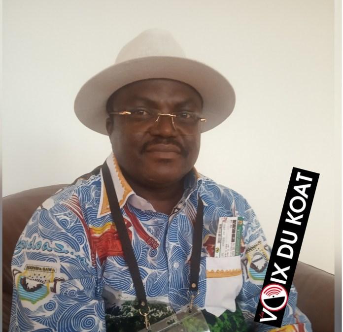 chan-2020/samuel-dieudonne-ivaha-diboua-:-«les-forces-de-maintien-de-l'ordre-tiennent-leurs-positions»
