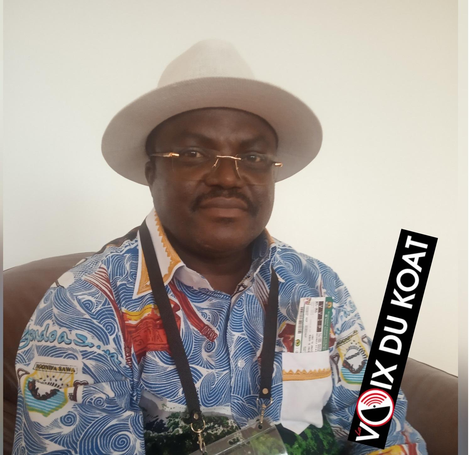 Chan 2020/Samuel Dieudonné Ivaha Diboua : «Les forces de maintien de l'ordre tiennent leurs positions»