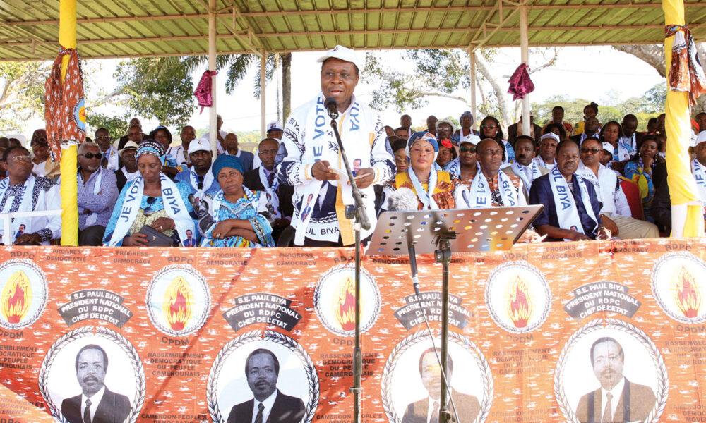 ⏯️ Me Christian NTIMBANE BOMO : «Le RDPC n'a jamais perdu les élections parce qu'il n'y a jamais eu d'élection au Cameroun»