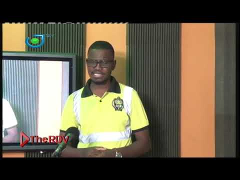 """🔴 Sur STV 2, """"Fire prevention and emergency management in companies: THE RENDEZ VOUS du 12 Mai 2021"""""""