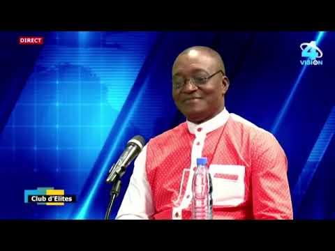 """🔴 Regardez """"Club d'élites du 07 février 2021-Crise anglophone: que peut le vatican?"""" sur Vision 4"""