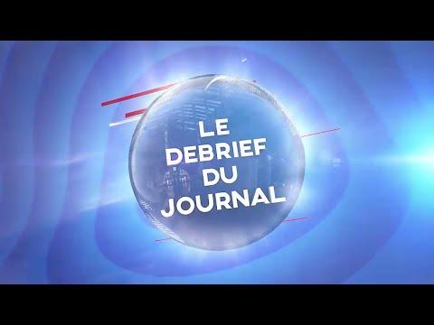 """🔴 Regardez le """"DÉBRIEF JOURNAL 20H DU MERCREDI 28 JUILLET 2021- ÉQUINOXE TV"""""""