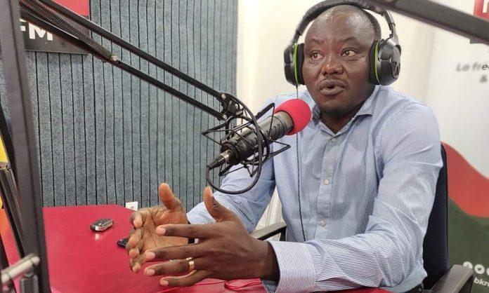 ⏯️ Antoine DJOMO : «Les éditeurs locaux produisent à l'extérieur, c'est bénéfique pour eux car ils ne paient pas les taxes, les imprimeurs locaux si»