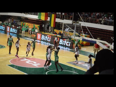 """🔴 Sur STV 2, """"WOMEN'S AFROBASKET CAMEROON 2021 ON STV WITH Christian WOME"""""""