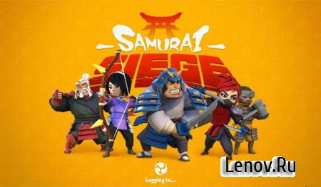 Samurai Siege (обновлено v 1307.0.0.0) Мод (много денег)