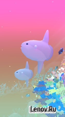 Tap Tap Fish - AbyssRium (обновлено v 1.4.8) Мод (Unlimited Gems/Hearts)