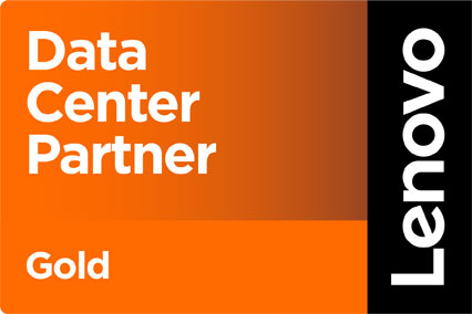 Lenovo BP Data Center Partner Gold