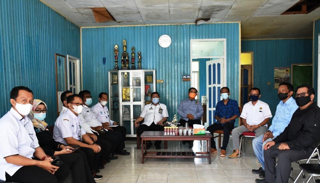 Diskominfo Kapuas Dukung Program UKW Hingga Rehab Kantor PWI