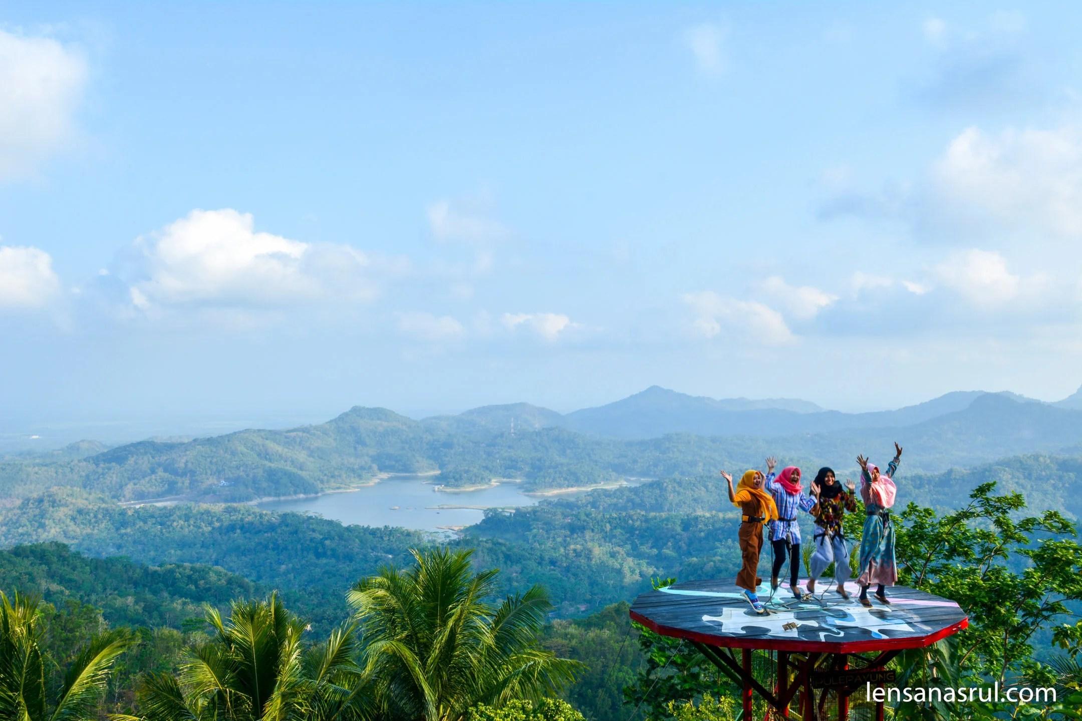 Wisata Pule Payung Kulon Progo yogyakarta