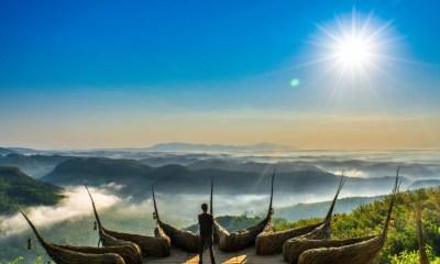 Sunrise Watu Payung Gunung kidul Yogyakarta