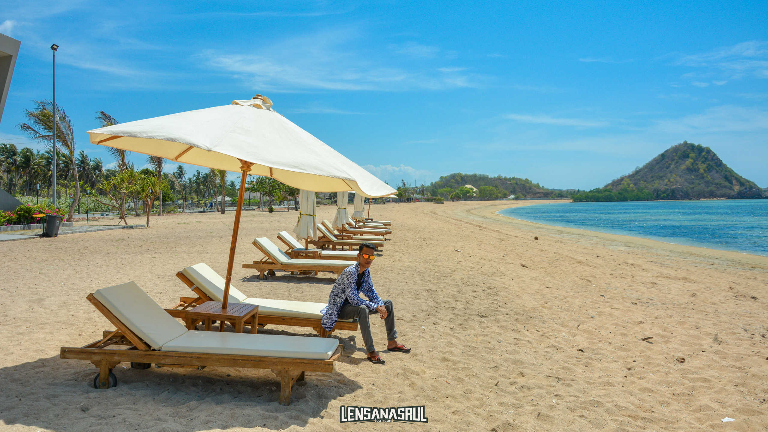 Pantai Kuta Lombok Mandalika