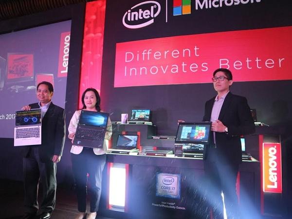 Gelar Lenovo Technology Vol. III