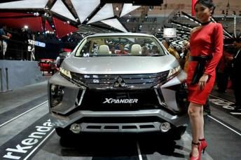 Mitsubishi XPANDER Rebut Car Of The Year 2018