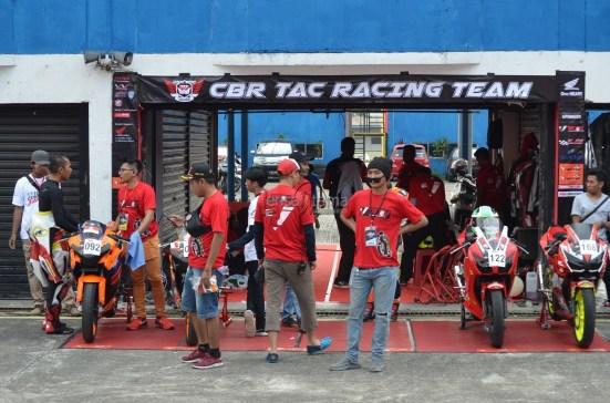Wahana Makmur Sejati dukung minat balap anggota komunitas Honda CBR pada ajang Indonesia CBR Race Day, yang berlangsung di Sentul pada Minggu, 22 April. (5)