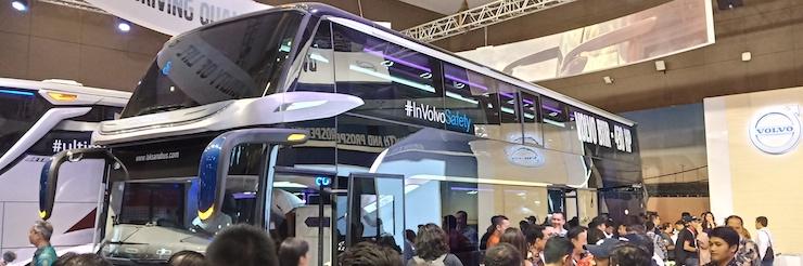 Volvo Mengharapkan Penjualan Bus Dan Truk Di Tahun Ini Tembus 700 Unit