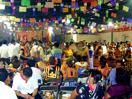 salon de fiesta
