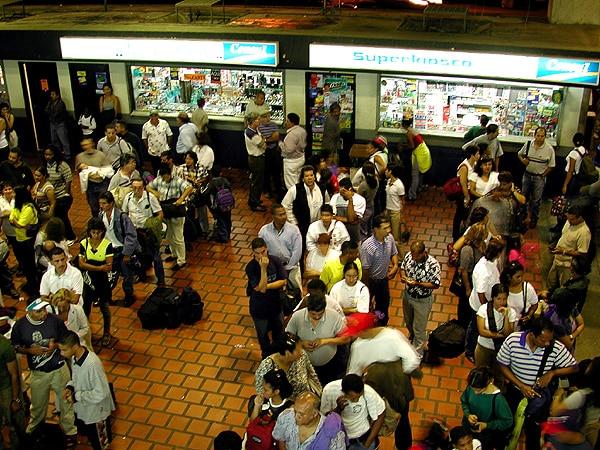 Terminal Oriente, Caracas