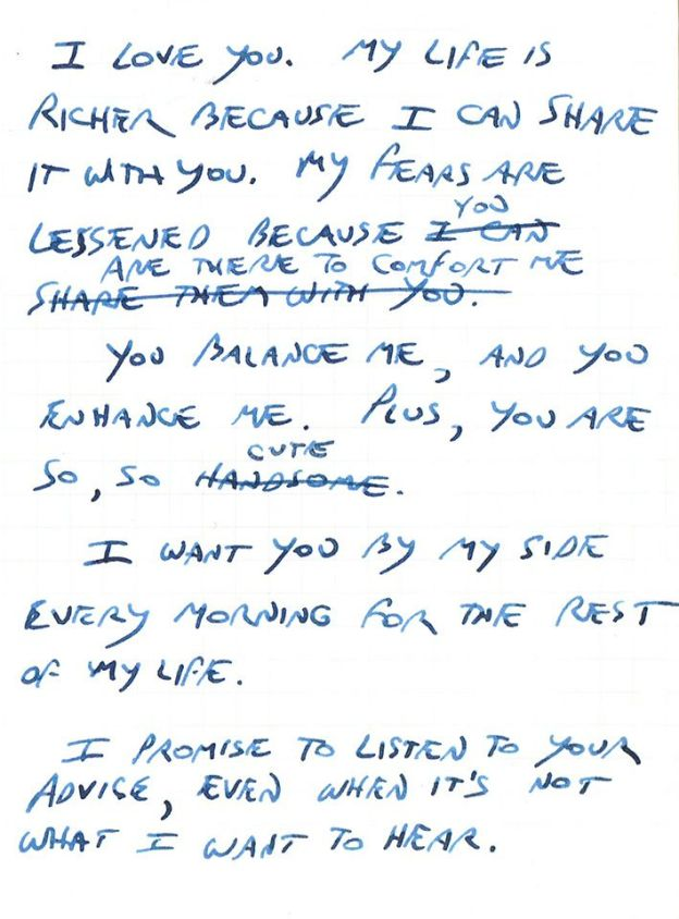 vows page 2