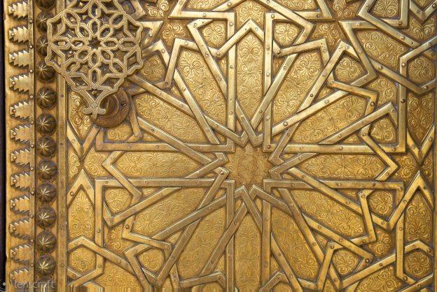 palace doors / fés, morocco