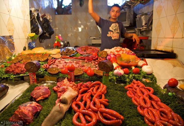 meat / fés, morocco