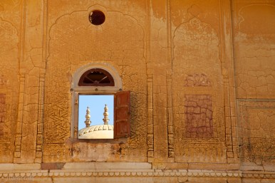 glimpses / amer fort, jaisalmer, india