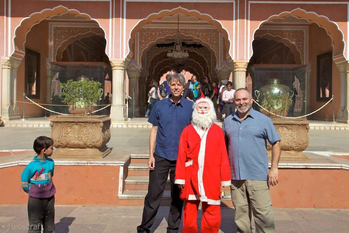 jaipur palace santa / india