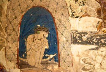 the contemplator / maya mandir, india