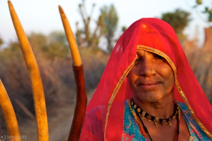 the farmwife / osiyan, india