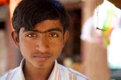 the clerk / pokaran, india