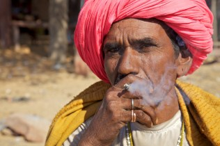 the smoker / pokaran, india